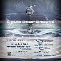 Liquid Drop Groove -Flip Out G