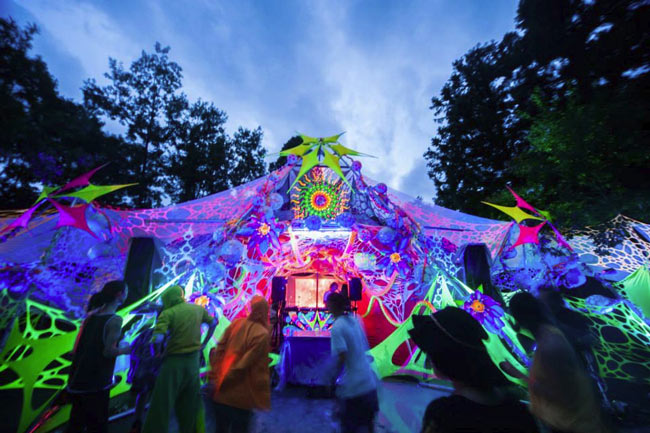 SpaceMandala  〜4Days Open Air Party〜【前売チケット】 4 -