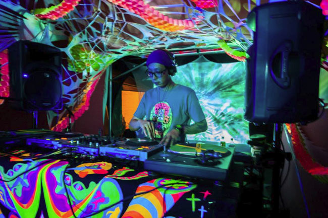 SpaceMandala  〜4Days Open Air Party〜【前売チケット】 5 -