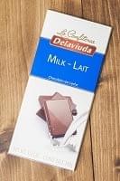 ミルクチョコレート【デラビューダ】MILK LAIT