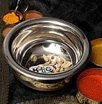 ハンディ - インドの鍋【直径約16cm】