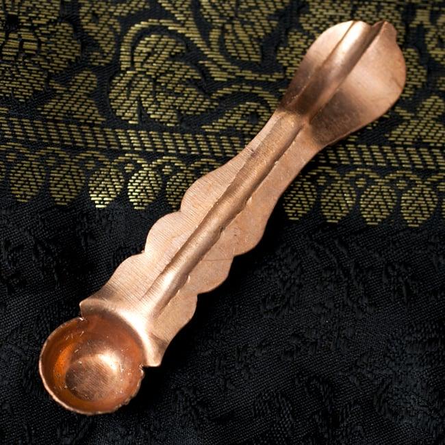 【祭壇用】銅製小スプーンの写真