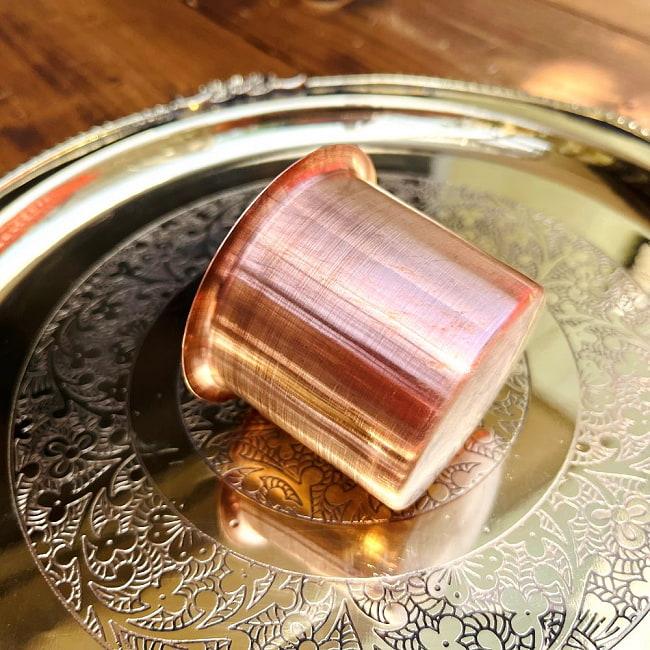 【祭壇用】銅製カップ 【直径:6cm】 2 - 全体写真です