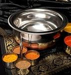 ハンディ - インドの鍋【直径約19.5cm】