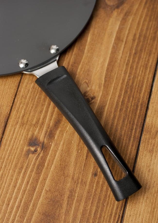 モダン・チャパティパン[厚さ3mmタイプ]の写真3 - 持ち手の部分を見てみました。