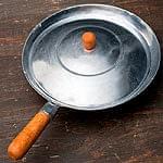 【直径:約24.5cm】タイのアルミ鍋 クン・オプ・ウンセン用