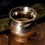 インドとアジアの食品・食材のセール品:[夏のセール]インドの水さし ロタ【ブラス】[6.3cm]