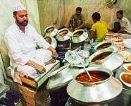 インドのでっかい鍋 - デグダ de