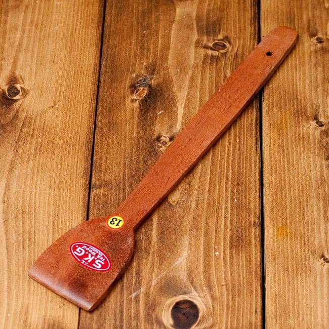 木製ヘラ ドーサなどへ!の写真