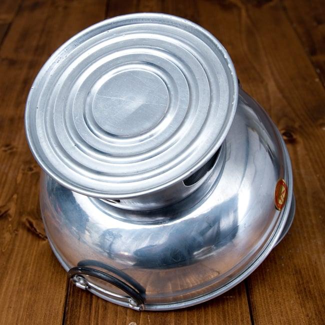 約20cm タイスキ・トムヤム鍋 モーファイ 火鍋子 10 - 裏面の写真です