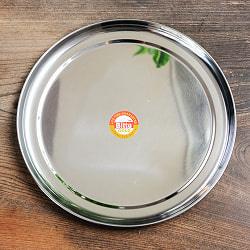 カレー大皿 [約28.5cm]-重ね収納ができるタイプ
