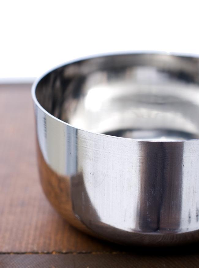 カレー小皿(約8.3cm×約4.5cm)の写真2 - 縁を拡大しました