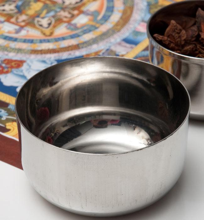 カレー小皿(約8.3cm×約4.5cm)の写真4 - イメージ写真