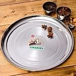 カレー大皿 [31cm]-重ね収納がで