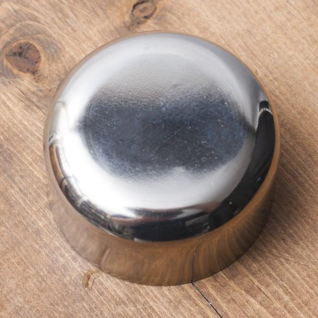 カレー小皿(約5.2cm×約2.8cm 容量50ml)極小サイズ チャトニボウル 4 - 裏面の様子です