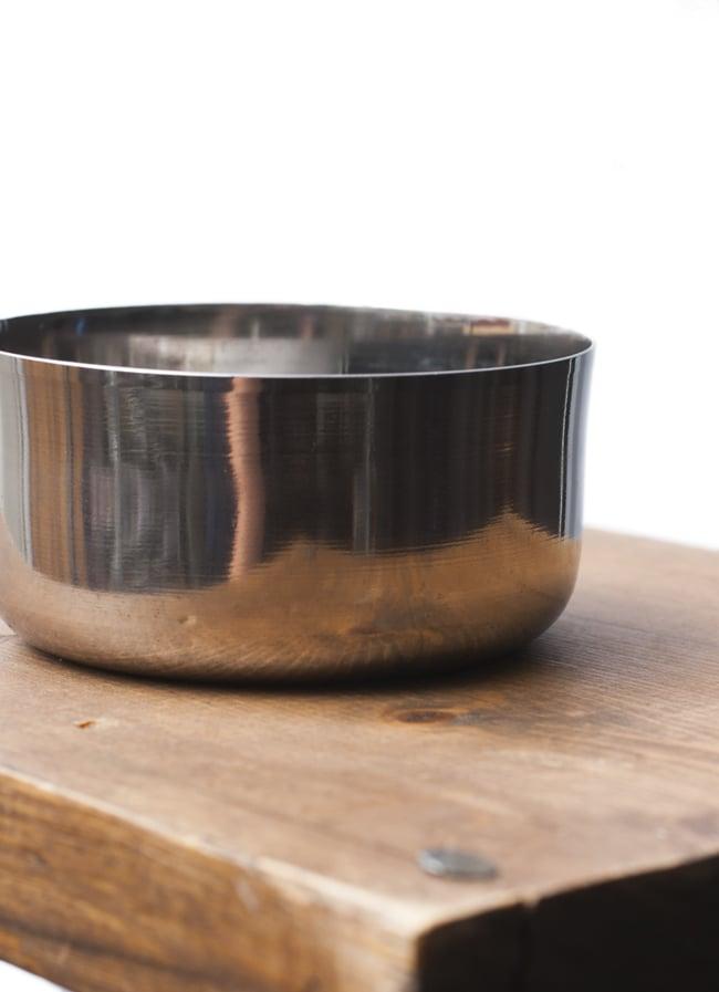 カレー小皿(約6.9cm×約3.3cm)小サイズ ライタカトリの写真3 - 横から撮影しました
