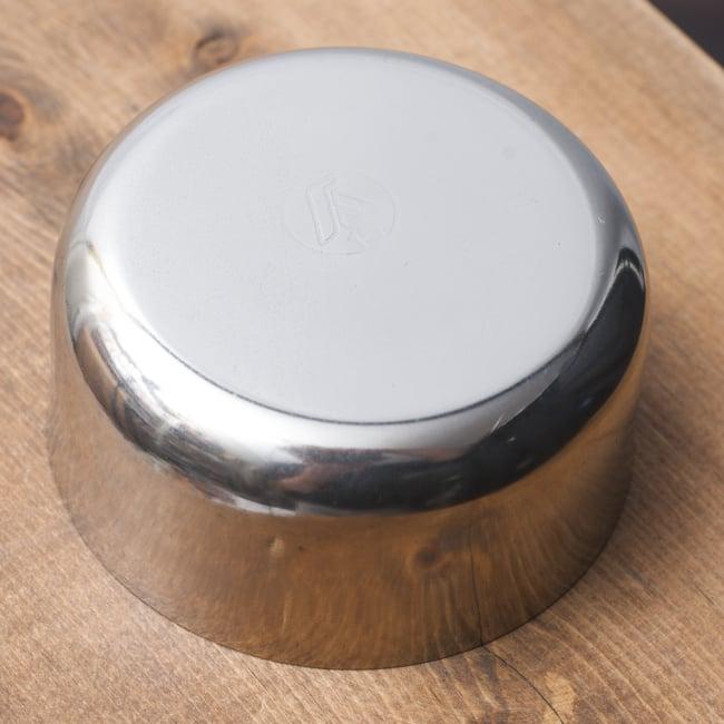 カレー小皿(約6.9cm×約3.3cm)小サイズ ライタカトリの写真4 - 裏面の様子です