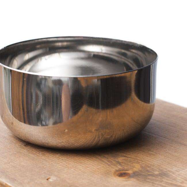 カレー小皿(約8.3cm×約4cm)中サイズ ダールカトリ 3 - 横から撮影しました