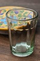 インドのチャイカップ【高さ:約8cm 直径:約6cm 容量:約110ml】