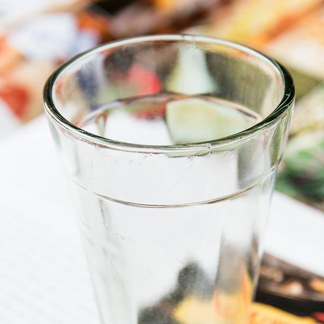 インドのチャイカップ[高さ:約9cm 直径:約6cm] 2 - インド特有のグラスです