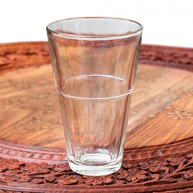 インドのチャイカップ[高さ9.5cm程度 直径6cm程度]の写真