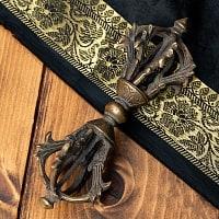ドルジェ(ヴァジュラ・金剛杵) - 九鈷杵[約16.5cm]