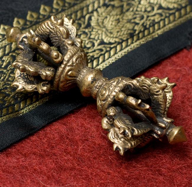 ドルジェ(ヴァジュラ・金剛杵) - 九鈷杵の写真