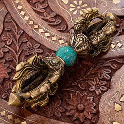 ドルジェ(ヴァジュラ・金剛杵) - 五鈷杵
