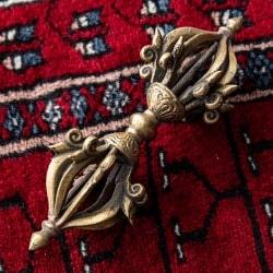 ドルジェ(ヴァジュラ・金剛杵)[約15cm]
