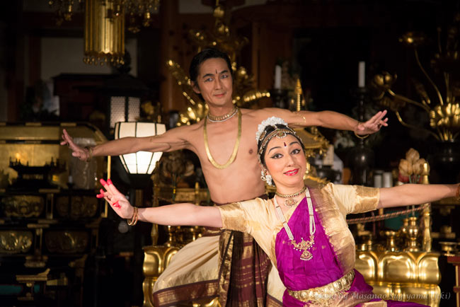 Sangeet Mela TOKYO2015 - インド古典音楽&舞踊オールナイトフェスティバル - 3 - インド舞踊もありますよ!!