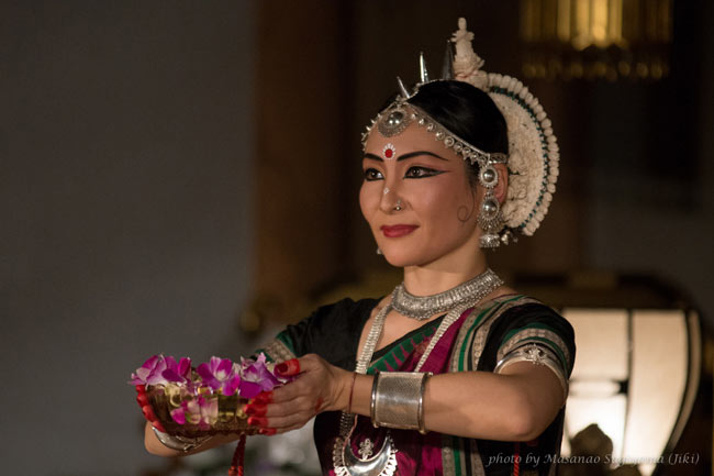 Sangeet Mela TOKYO2015 - インド古典音楽&舞踊オールナイトフェスティバル - 4 - インド舞踊の<a href=