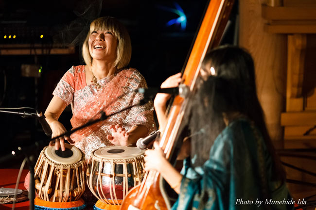 Sangeet Mela TOKYO2015 - インド古典音楽&舞踊オールナイトフェスティバル - 9 - タブラとインドボーカル