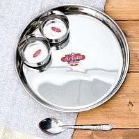 カレー皿セット[カレー大皿と小皿2枚のセット]