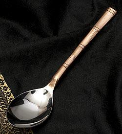 【お得な10本セット】カッパープレートのスプーン[17.5cm]の写真