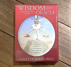 Wisdom Oracle Card <New Edition> - ウィズダムオラクルカード〈新装版〉