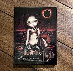 Shadow & Light Oracle Card <Red Edition> - シャドウ&ライトオラクルカード〈レッド・エディション〉