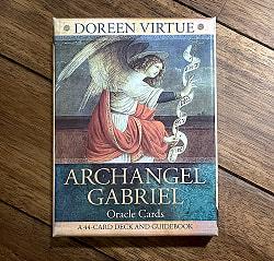大天使ガブリエルオラクルカード - Archangel Gabriel Oracle Card