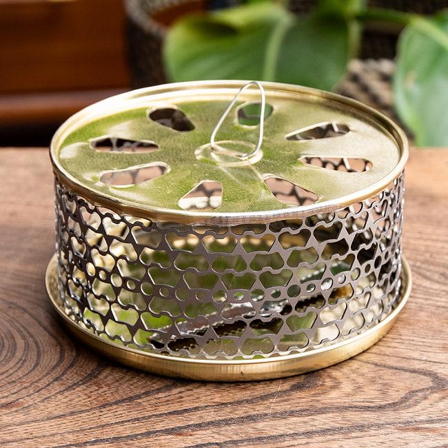 タイのアジアンデザイン蚊取り線香ボックス 7 - 2:金
