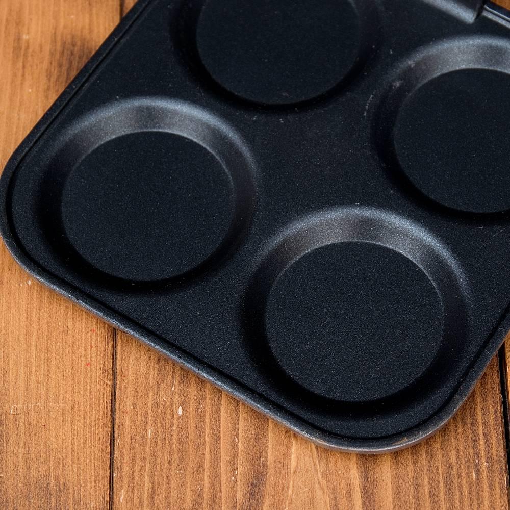 ウタパムメーカー 南インド料理UTTAPAM用フライパン 3 - 拡大写真です