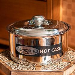 チャパティ保温器 インド料理 チャパティーケース 1600mlの商品写真