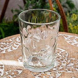 インドの大きめチャイカップ[高さ10cm程度 直径7cm程度]