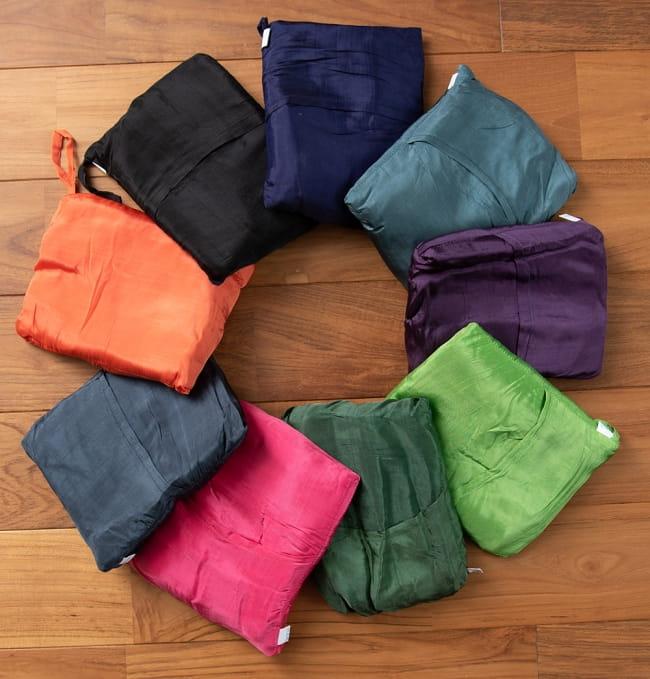 ベトナムのシルク寝袋[ダブルサイズ] 3 - 10色からお選び頂けます