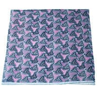 〔210cm*110cm〕インドネシア伝統!コットンバティック - ピンク・更紗