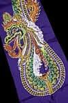 龍プリントウンブル・ウンブル(バリのぼり旗)【約450cm】