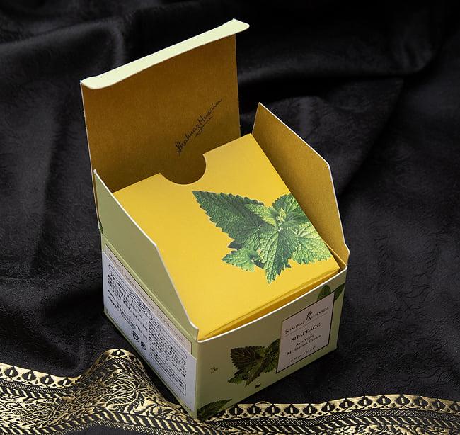 シャーピース SHAPEACE - シャナーズ アーユルヴェーダ(Shahnaz Ayurveda) 6 - 箱も可愛い作りですね