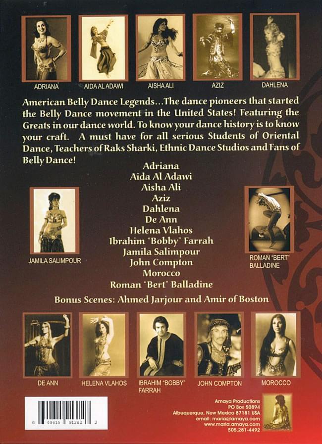 American Belly Dance Legendsの写真1