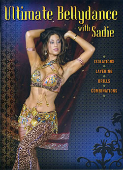 Ultimate Bellydance with Sadie(DVD-BELLY-132)