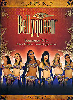 Bellyqueen - Bellydance NYC The Ultimate Fusion Experience(DVD-BELLY-139)