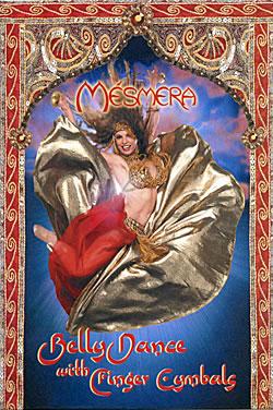 Mesmera - Belly Dance wigh Finger Cymbalsの写真1
