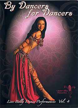 By Dancers For Dancers: Belly Dance Performances Volume 4(DVD-BELLY-149)